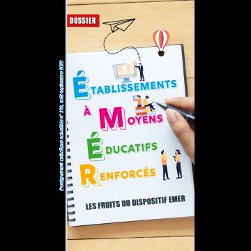 Dossier établissements à moyens éducatifs renforcés --version numérique