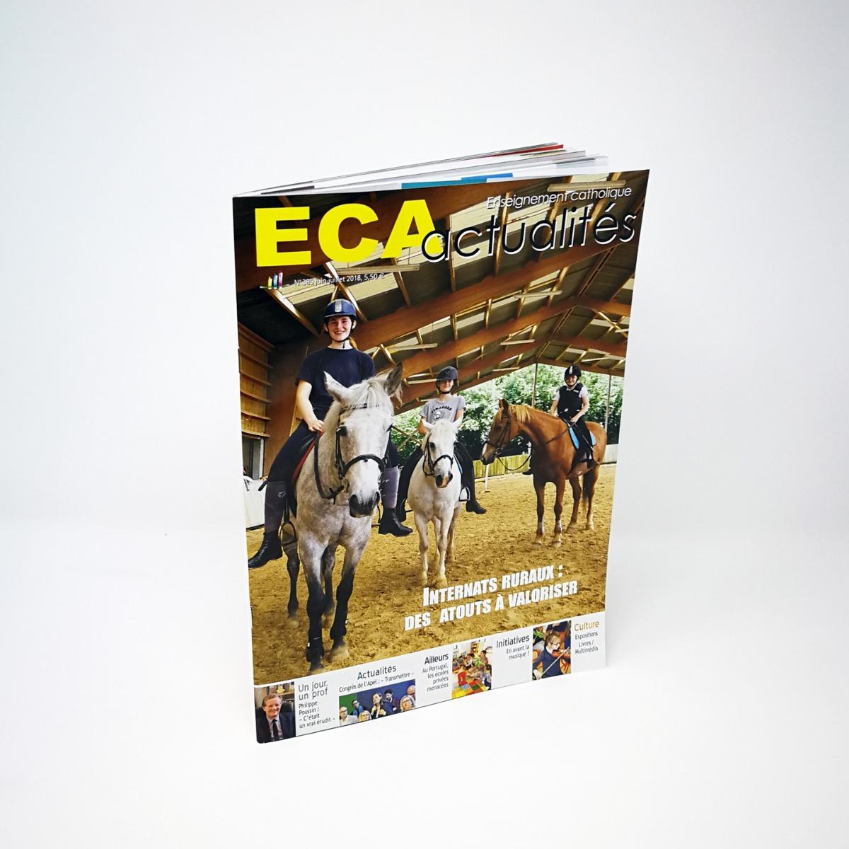 ECA 385 - juillet 2018