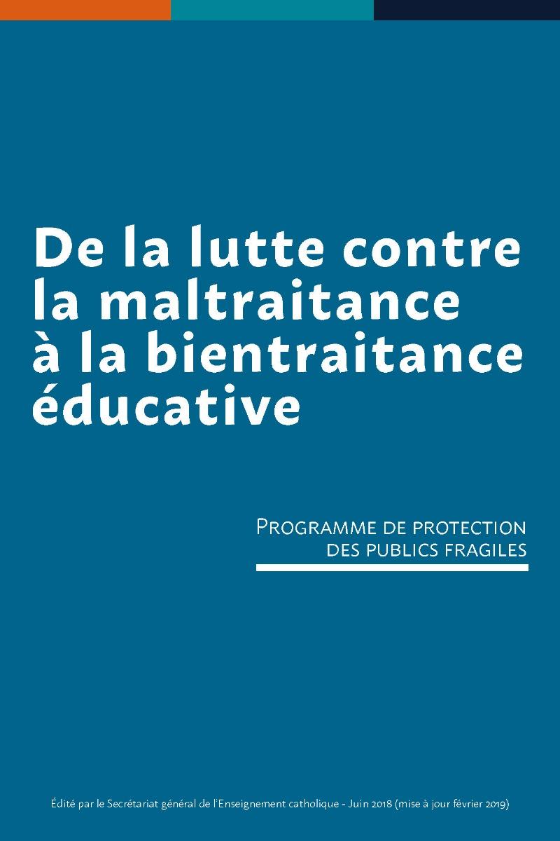 Programme de protection des publics fragiles - Téléchargeable