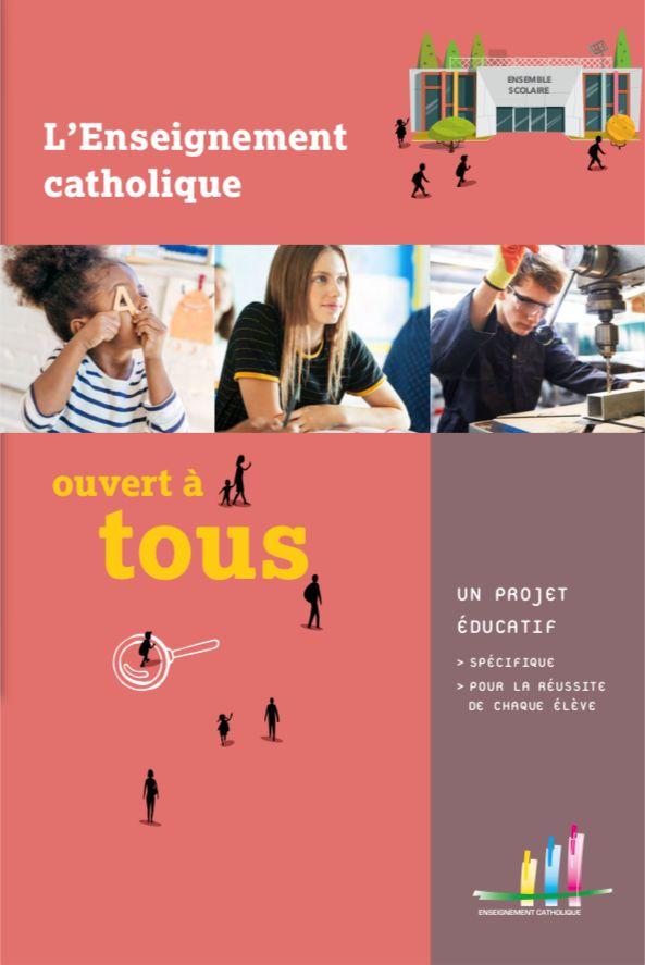 L'Enseignement catholique ouvert à tous - téléchargeable