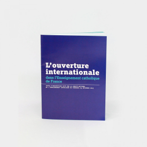 L'ouverture internationale dans l'Enseignement catholique de France