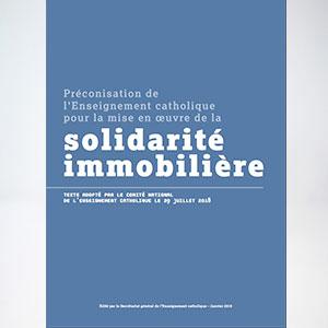Solidarité immobilière : mode d'emploi