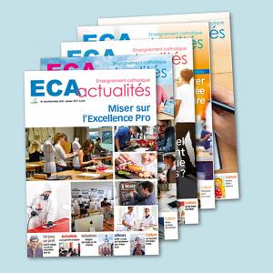 Abonnement au magazine ECA (paiement par CB)